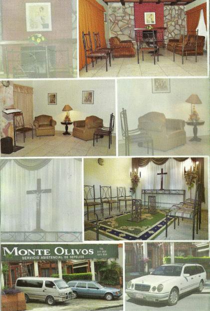 Servicios Monte Olivo